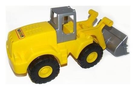 Трактор - погрузчик Агат  Полесье