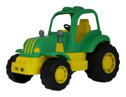 Трактор Крепыш  Полесье