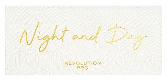 Палетка теней для век Night And Day  Revolution PRO
