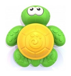 Игрушка для ванны Водная серия: Черепашка