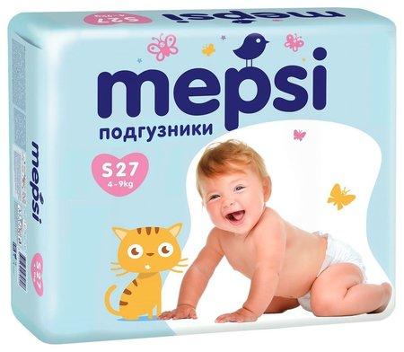 Подгузник детский S Size  Mepsi