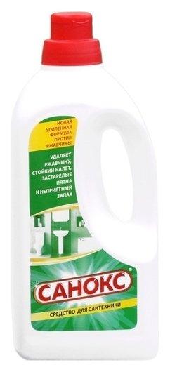 Чистящее средство для сантехники  Санокс