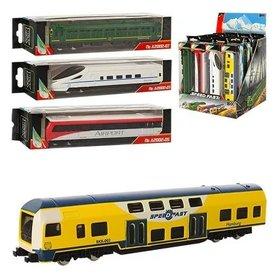 Поезд игрушечный