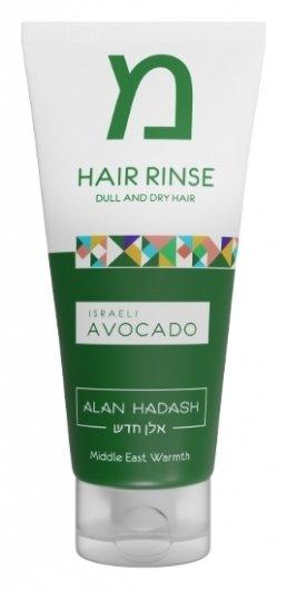 Кондиционер для тусклых и сухих волос Israeli Avocado Alan Hadash Israeli Avocado