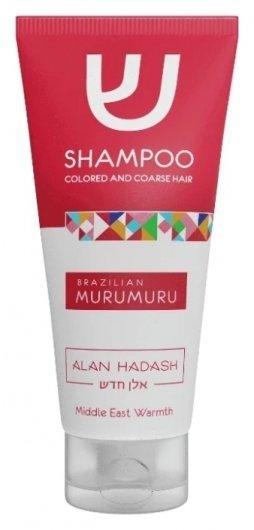 Шампунь для окрашенных и жестких волос Brazilian Murumuru  Alan Hadash