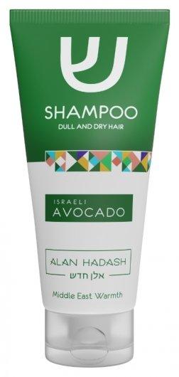 Шампунь для тусклых и сухих волос Israeli Avocado Alan Hadash Israeli Avocado