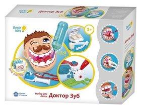 """Набор для детской лепки """"Доктор Зуб""""  Genio Kids"""