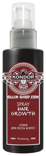 Спрей для роста волос Grooming  Kondor
