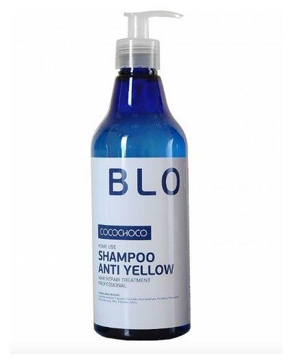 Шампунь для осветленных волос  CocoChoco