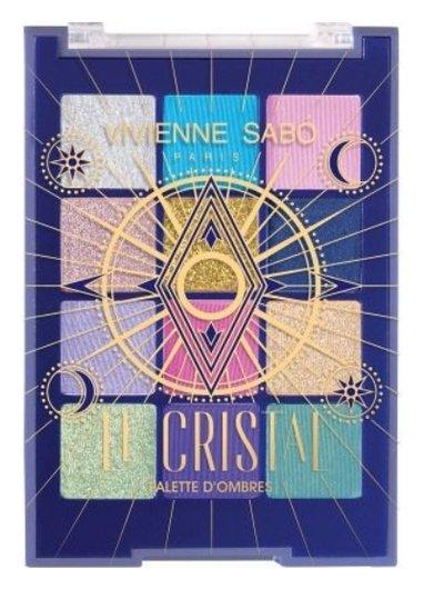 Палетка теней для век Vivienne Sabo