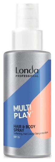 Спрей для волос и тела Hair & Body Spray Professional MultiPlay  Londa Professional