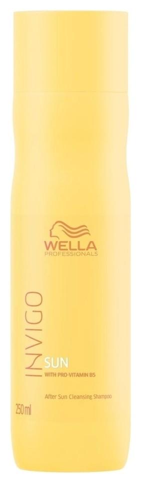 Шампунь для волос и тела после солнца AFTER SUN  Wella Professional