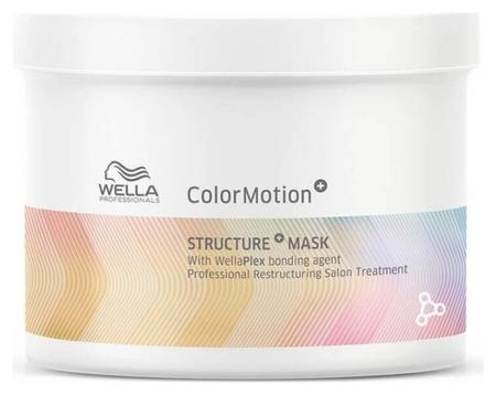 Маска для интенсивного восстановления окрашенных волос Color Motion+  Wella Professional