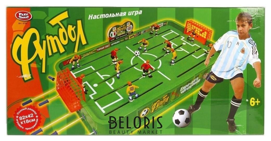 Настольная игра Футбол 82 х 42 х 18 см Play Smart (Joy Toy)