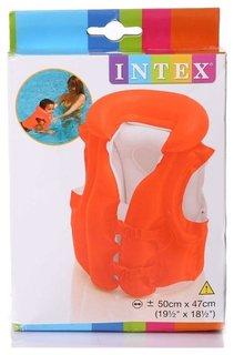 Жилет для плавания  Intex