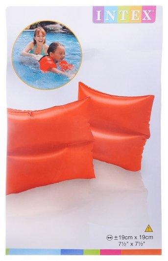 Нарукавники надувные от 3-6 лет Неон  Intex