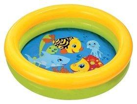 Бассейн надувной Рыбка  Intex
