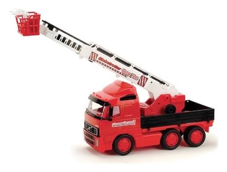 Машинка пожарной службы  Полесье