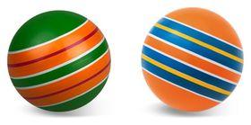 Мяч Полосатики ручное окрашивание