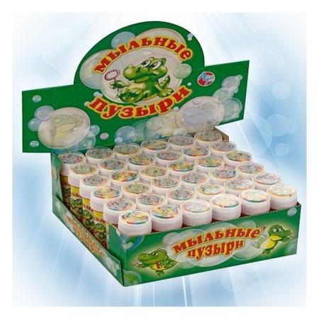 Мыльные пузыри Крокодил  КНР Игрушки