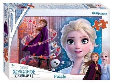 Пазл 60 элементов Холодное сердце - 2  Step puzzle