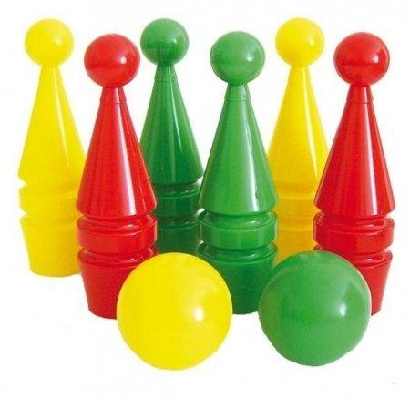 Игровой набор Кегли и шары  Стром