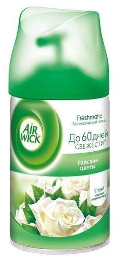 """Сменный баллон для освежителя воздуха """"Райские цветы""""  Airwick"""