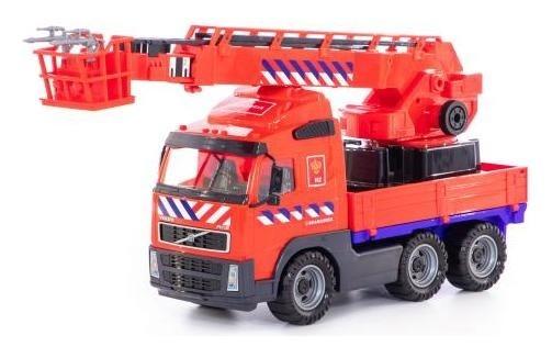 Автомобиль пожарный Volvo  Полесье