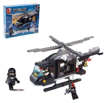 Конструктор Вертолёт 219 деталей  Sluban