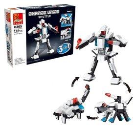 Конструктор Робот 115 деталей