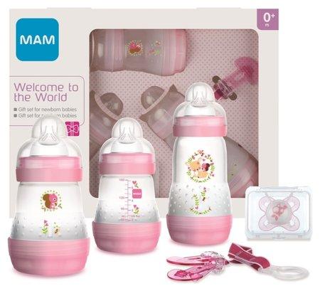 Подарочный набор для новорожденных Welcome to the world Giftset  MAM