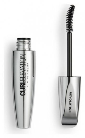 Тушь для ресниц подкручивающая Curl Elevation Curling Mascara  Makeup Revolution