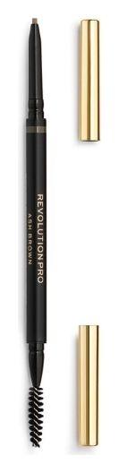 Карандаш контурный для бровей со щеточкой Define & Fill Brow Pencil  Revolution PRO