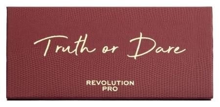 Палетка теней для век Truth Or Dare  Revolution PRO