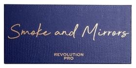 Палетка теней для век Smoke And Mirrors Revolution PRO