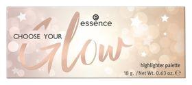 Палетка хайлайтеров для лица Choose Your Glow Essence