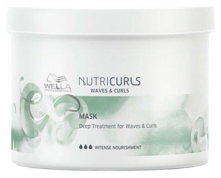 Питательная маска для кудрявых и вьющихся волос  Wella Professional