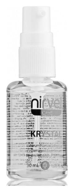 Сыворотка для восстановления кончиков волос KRYSTAL SERUM REPAIRED  Nirvel