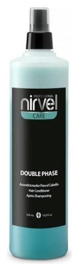 Двухфазный несмываемый лосьон-спрей (спрей - кондиционер) DOUBLE PHASE  Nirvel