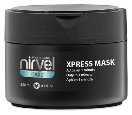 Экспресс маска для восстановления поврежденных волос XPRESS MASK  Nirvel
