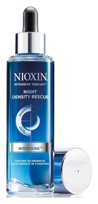 Сыворотка ночная для увеличения густоты волос  NIOXIN