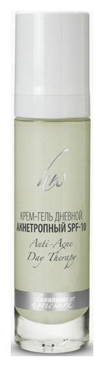 Крем-гель для лица дневной Акнетропный SPF-10  Premium