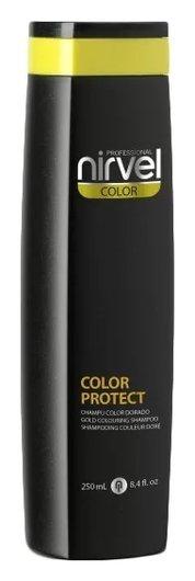 Оттеночный шампунь SHAMPOO COLOR - очищение и цвет  Nirvel