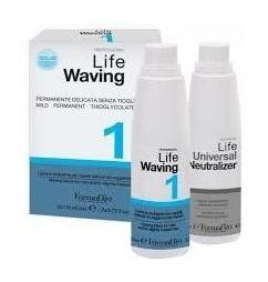 Набор Химическая завивка для нормальных волос Life Waving Kit 1 FarmaVita