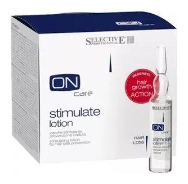 Лосьон от выпадения волос Stimulate Lotion  Selective Professional