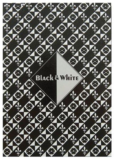 """Бумага для эскизов """"Черный и белый""""  Лилия холдинг"""