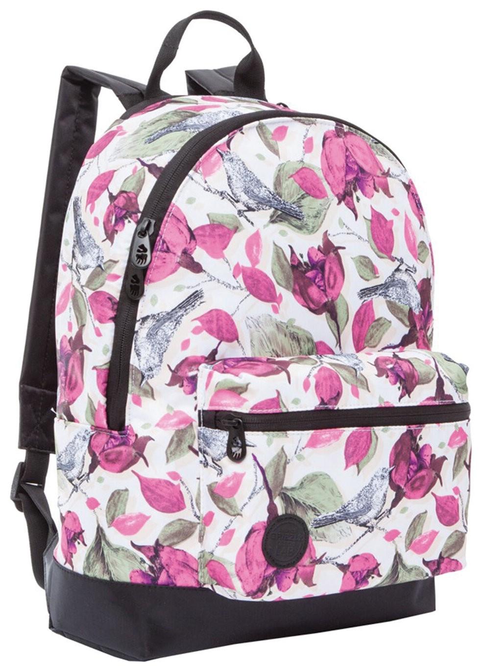 Рюкзак молодежный Весеннее утро 41x30x12 см  Grizzly