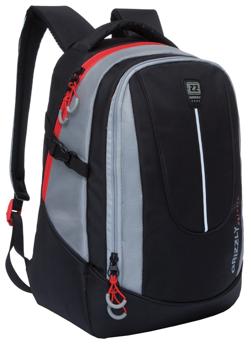 Рюкзак молодежный 44x30x20 см  Grizzly