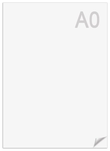 Ватман формат а0 комплект 5 листов  Brauberg