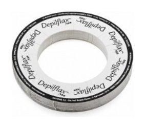 Кольцо защитное бумажное для баночного подогревателя воска  Depilflax